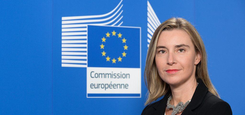 Mogherini l 39 europa ci che decidiamo di farne for Commissione esteri camera