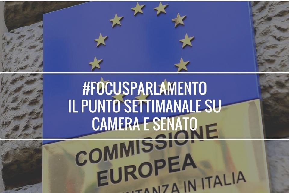 Commissione Giustizia Senato Calendario.Focus Parlamento 13 18 Marzo Labparlamento