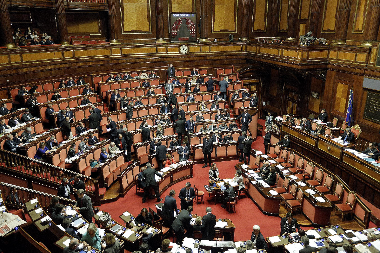 Ddl concorrenza al via l 39 esame in aula senato attese for Camera del senato