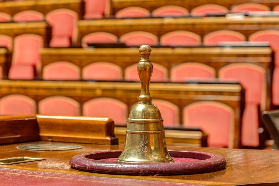 Il venerd 18 21 aprile labparlamento for Calendario lavori senato approvazione