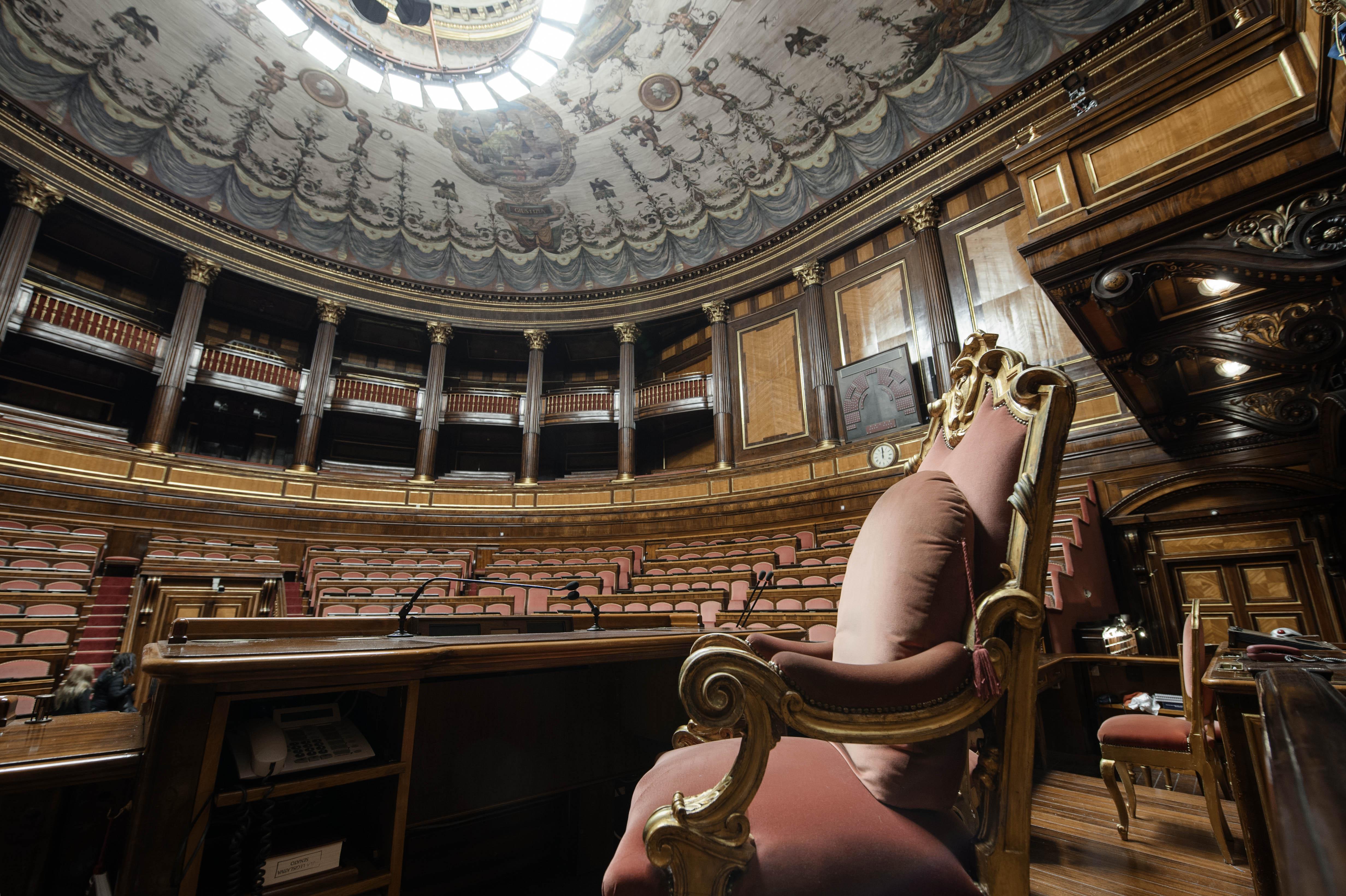 Commissioni speciali il 4 aprile tocca al senato la for Camera dei deputati composizione