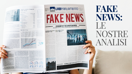 fake news analisi